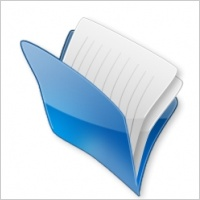 blue-open-documents